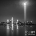 Tribute In Light Reflection by Michael Ver Sprill