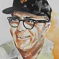 Tribute To Edward Logan My Grandfather  by Chrisann Ellis