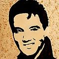 Tribute To Elvis Presley by Georgeta  Blanaru