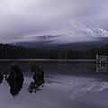 Trillium Lake by Curtis Knight