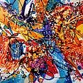Trilul Pasarilor In Culori by Elena Bissinger