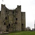 Trim Castle - Ireland by Christiane Schulze Art And Photography