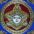 trinetra Durgaji by Vimala Jajoo