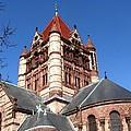 Trinity Church Boston by Marcello Cicchini