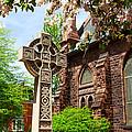 Trinity Church Garden  7d02024 by Guy Whiteley