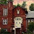 Trinity Lutheran Springfield Missouri by Deena Stoddard