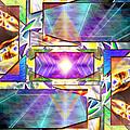 Trinity Of Light by Derek Gedney
