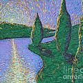 Trinity River by Stefan Duncan