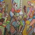 Trio To The Throne by Anatoliy Sivkov