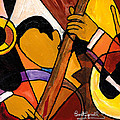 Trip Trio 2 Of 3 by Everett Spruill