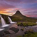 Triple Falls by Joseph Rossbach