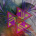 Triple Harmony - Square Version by John Beck