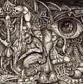 Tripping Through Bogomils Mind by Otto Rapp