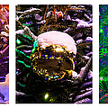 Triptych - Christmas Decoration - Featured 3 by Alexander Senin