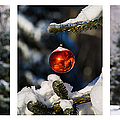 Triptych - Christmas Forest - Featured 3 by Alexander Senin