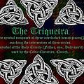Triquetra by LeeAnn McLaneGoetz McLaneGoetzStudioLLCcom