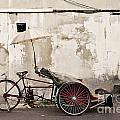 Trishaw by Ivy Ho
