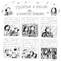 Tristan & Isolde In A Happier Ending by Roz Chast