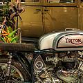Triton Motorbike by David Dufresne