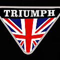 Triumph Emblem by Nick Gray