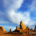 Trona Pinnacles California by Bob Christopher
