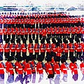 Trooping The Colour by Don Kuing