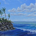 Tropical Day by Mary Scott