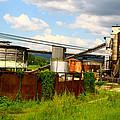 Tropical Distillery by Jon Emery
