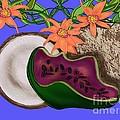 Tropical Fruit by Christine Fournier