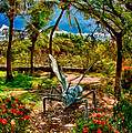 Tropical Garden by Omaste Witkowski