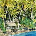 Tropical Island  by Melly Terpening