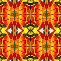 Tropical Leaf Pattern 2 by Amy Vangsgard