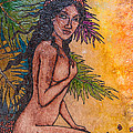 Tropical Nude by Roger Mullenhour