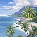 Tropical Paradise 2 by John Zaccheo