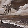 Tropics In Brown by Darice Machel McGuire