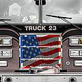 Truck 23 by Ken Kobe