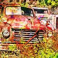 Truck Abstract by Robert Jensen
