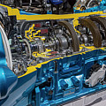 Truck Automatic Transmission by Jim West/science Photo Library