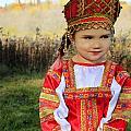 Russian Girl by Alexandra Pollett