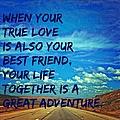 True Love by Sarah Jane Thompson