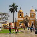 Trujillo Peru Plaza by Cascade Colors
