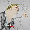 Trump In A Mission....much Ado About Nothing. by Ylli Haruni