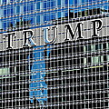 Trump Tower Marquee by Frozen in Time Fine Art Photography