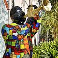 Trumpeter by Jon Berghoff