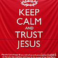 Trust Jesus 01 by Rick Piper Photography