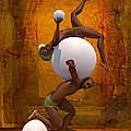 Trust-spheres by Williem McWhorter