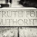 Truth For Authority Lucretia Mott  by Lisa Russo