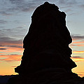 Faces In Rock by David Lee Thompson