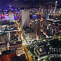 Tsim Sha Tsui In Hong Kong by Lars Ruecker