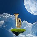 Tuba Dreams by Marvin Blaine